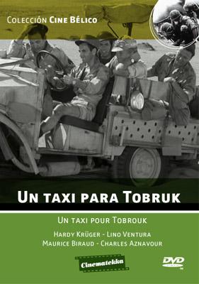 pelicula un taxi para tobruk